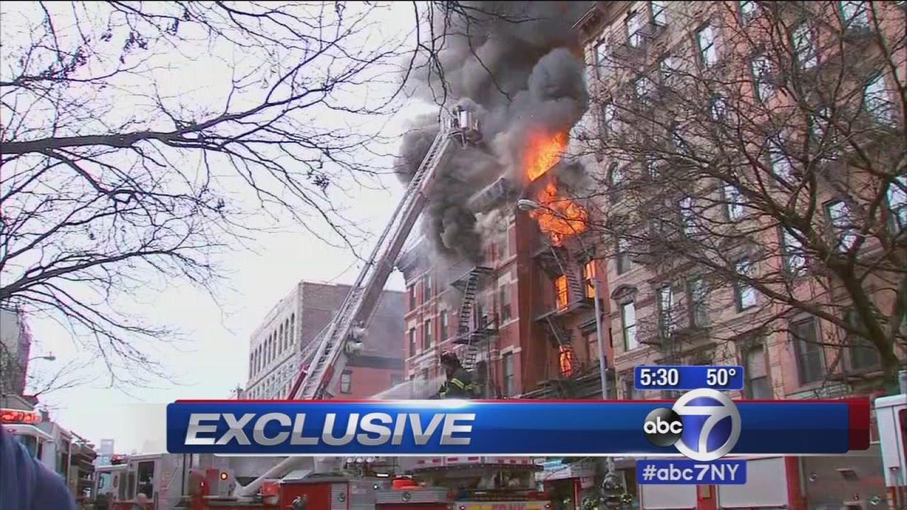 Exclusive: East Village blast survivor tells story