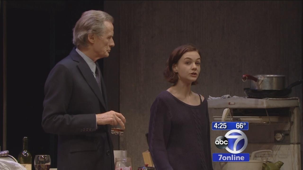 Skylight makes revival on Broadway