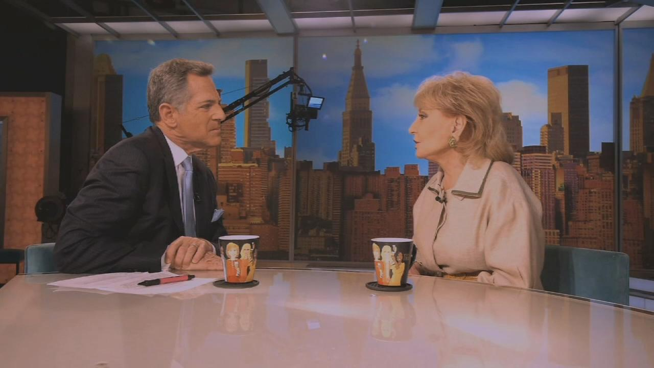 WEB EXTRA: 1 on 1 with Barbara Walters