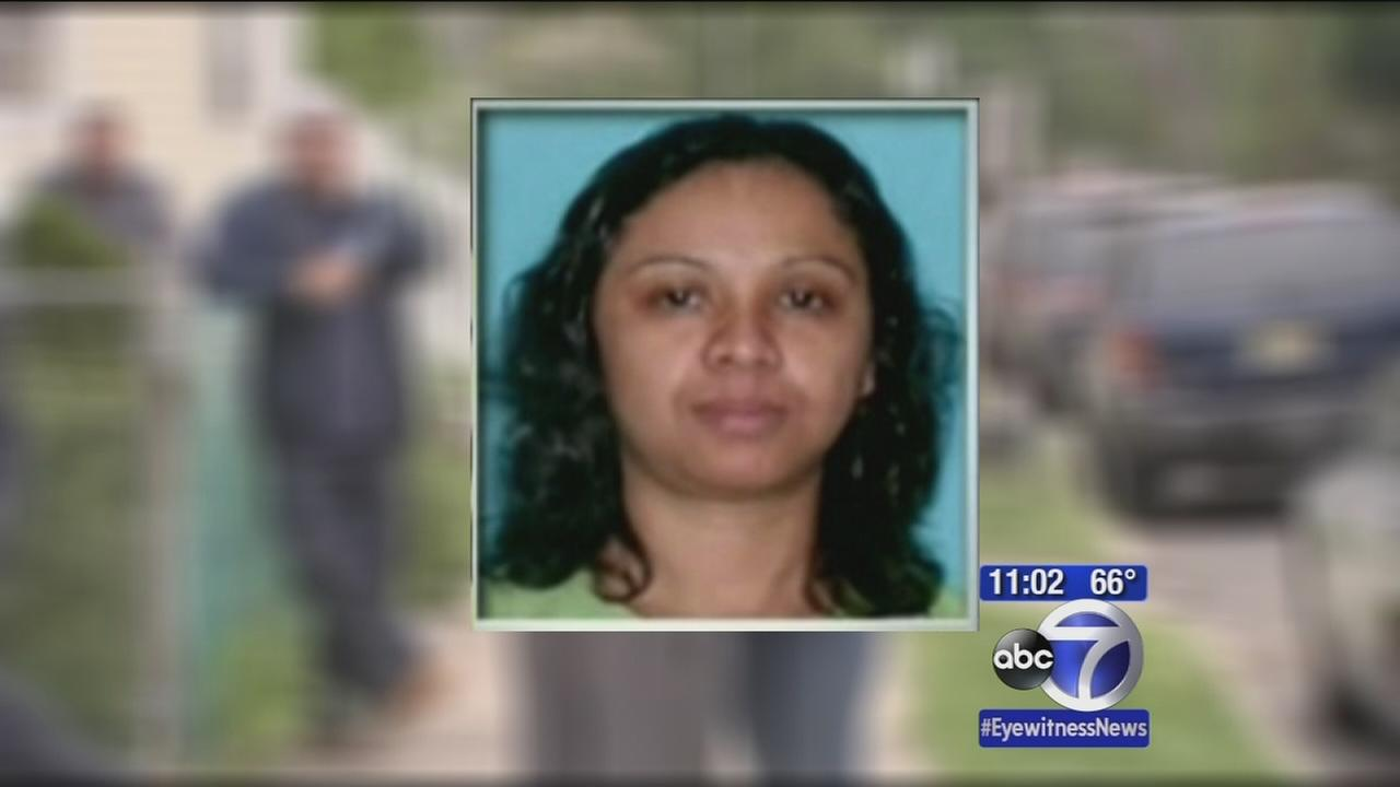NJ woman found in grave was buried alive
