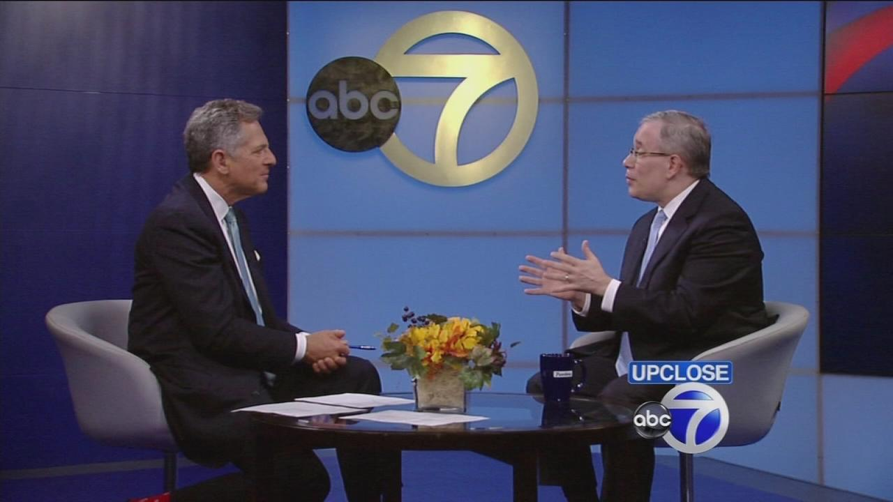Up Close: NYC Comptroller Sandy report