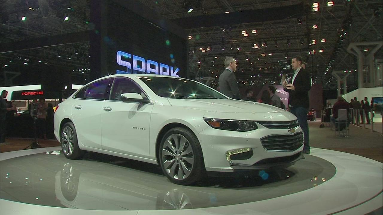 New Chevy Malibu has safety features for parents of teens