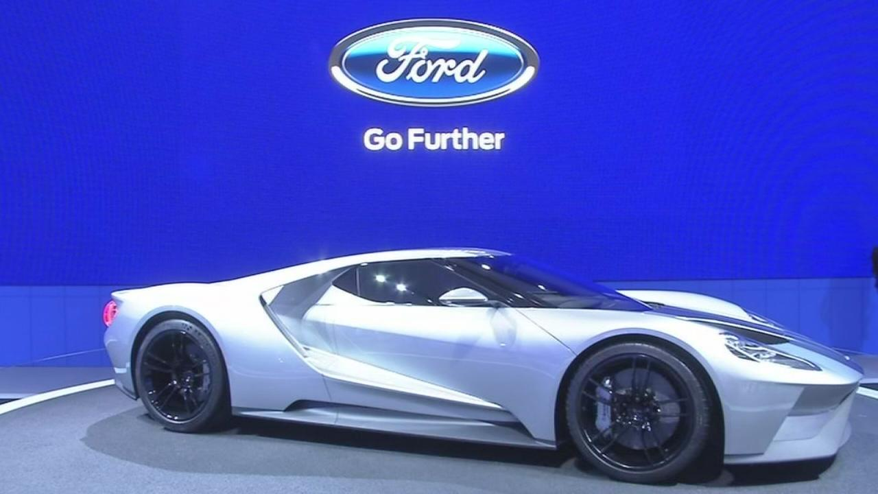 Fords concept car actually coming to market