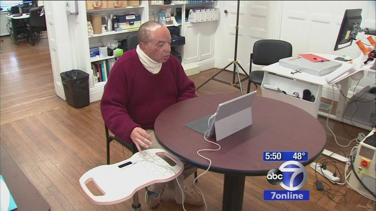 New video game helping stroke patients make progress