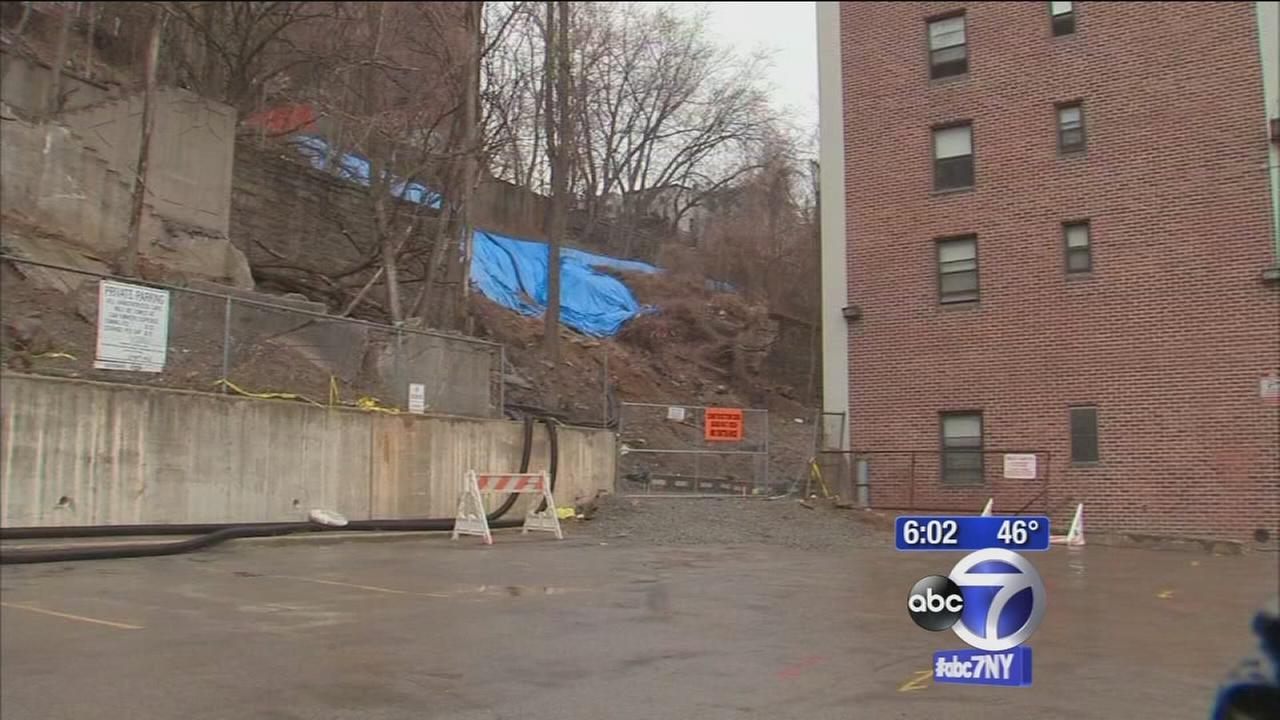 Frustration grows for residents displaced by mudslide