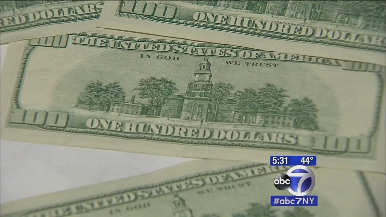 Officials try to stop counterfeited money from spreading across Long Island