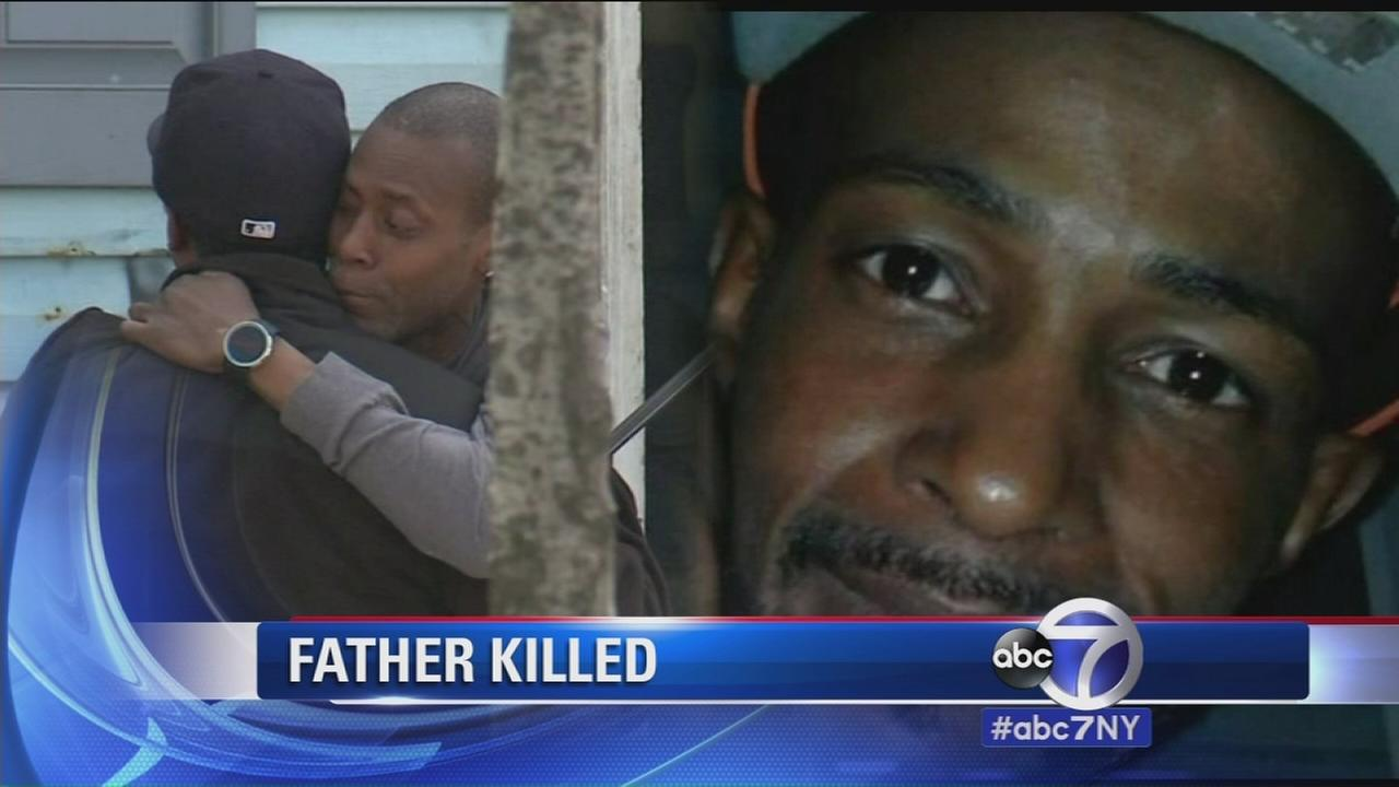 Jersey City Man Gunned Down In Front Of Family After