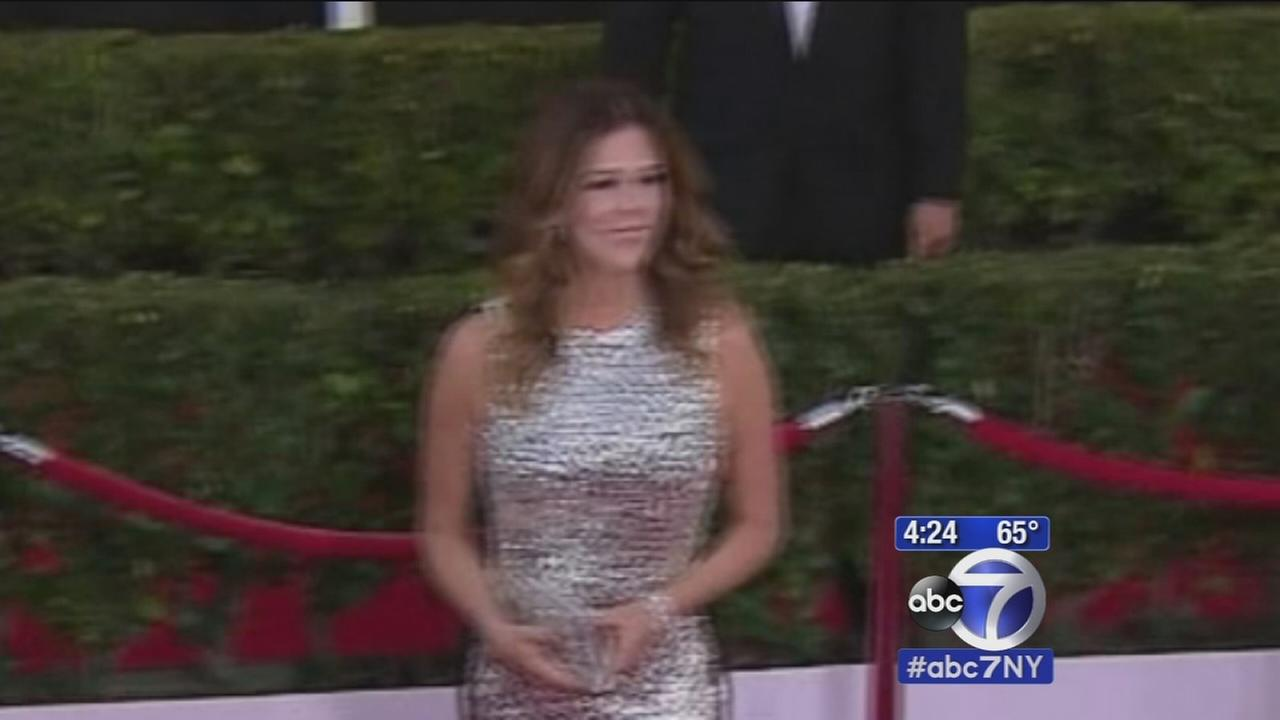 Rita Wilson goes public with breast cancer battle
