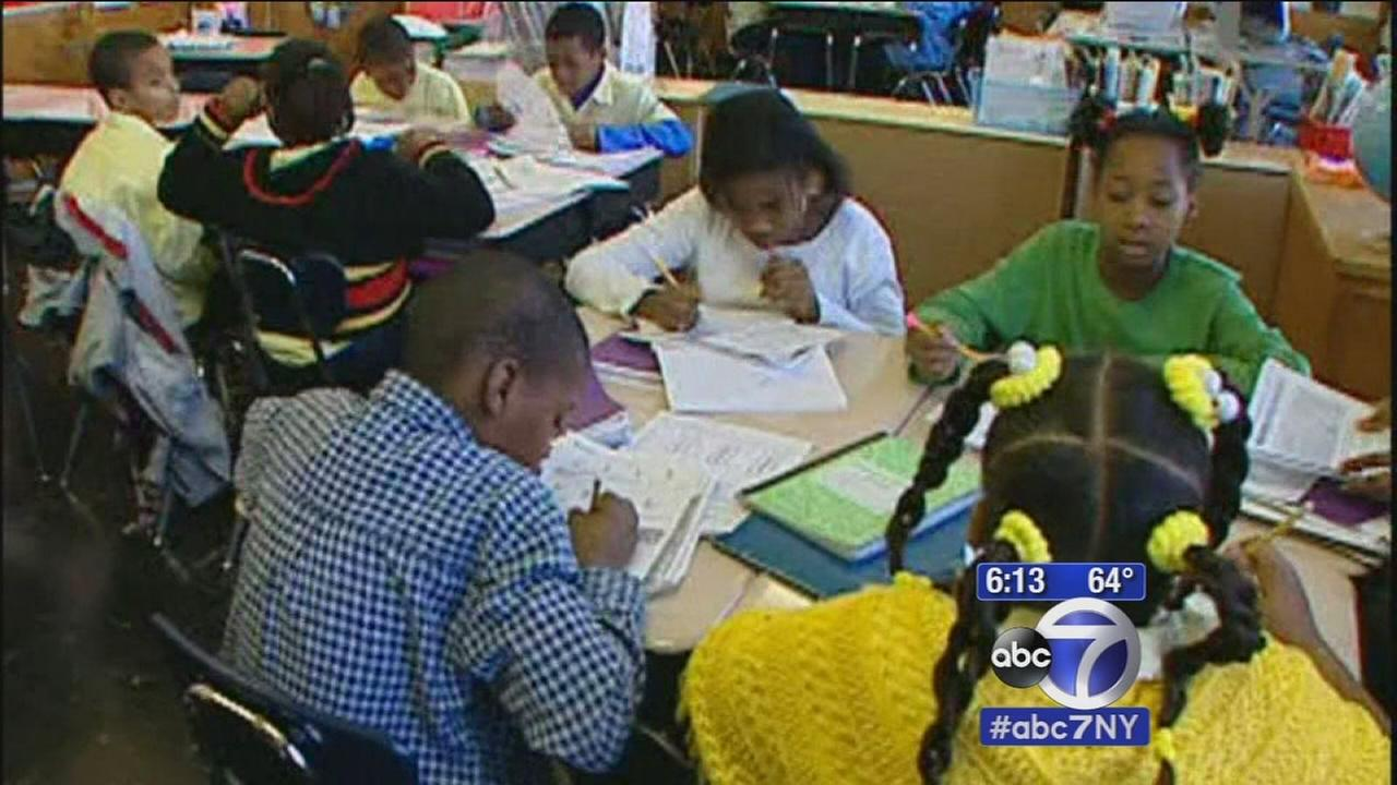 New Common Core testing underway in New York