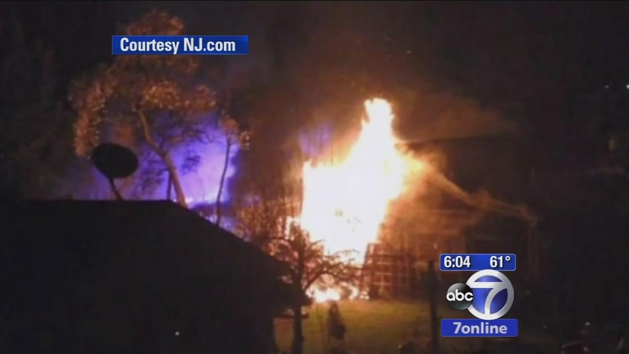 Couple in their 70s dies in house fire