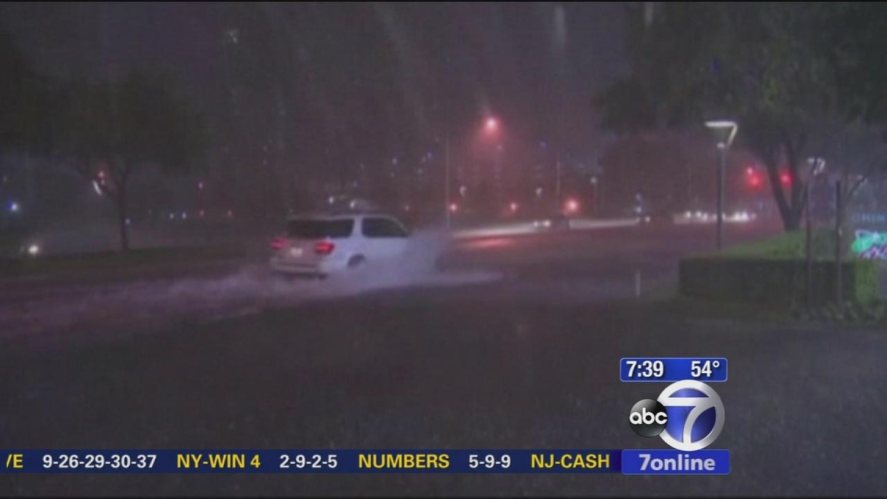 Midwest hit with dangerous storms overnight