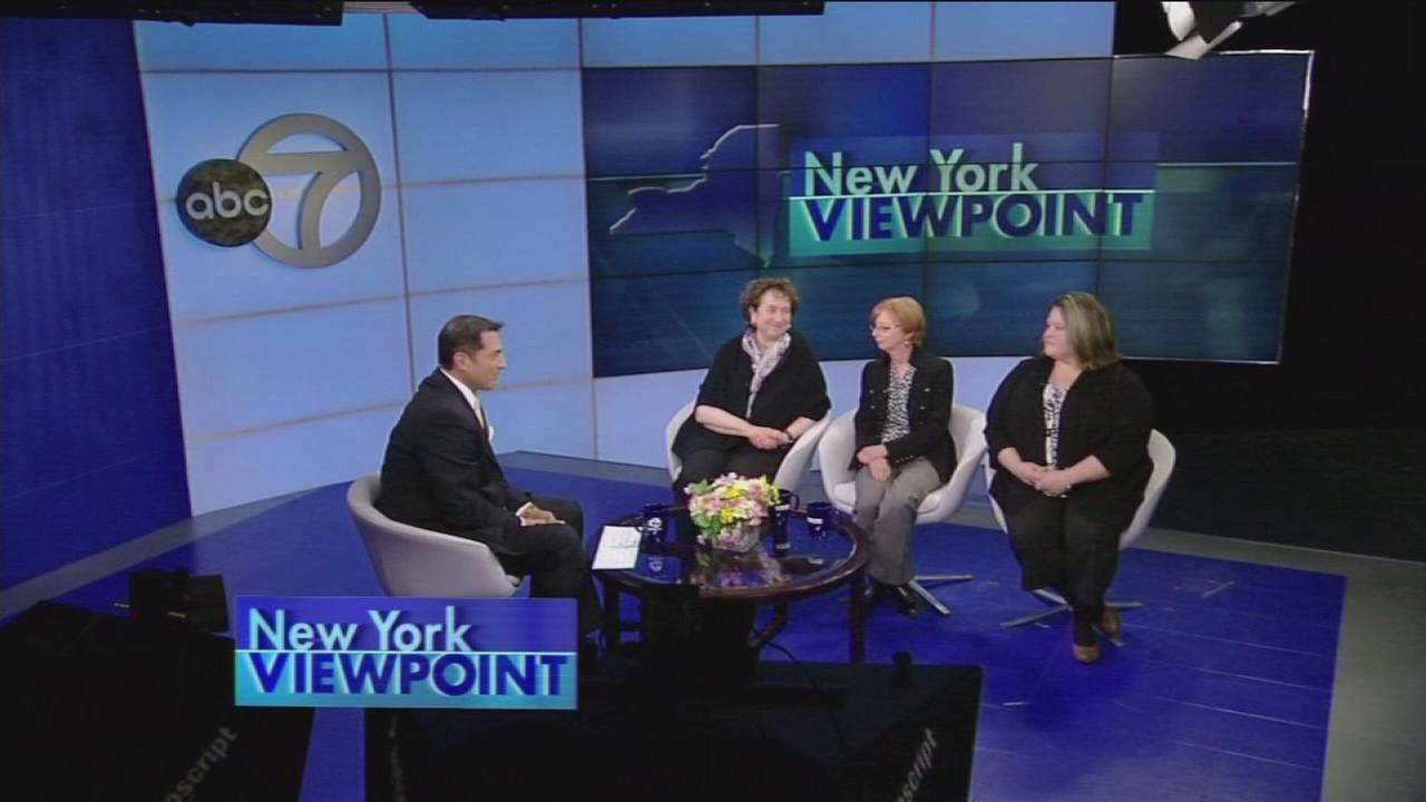 New York Viewpoint for Sunday, April 17, 2015