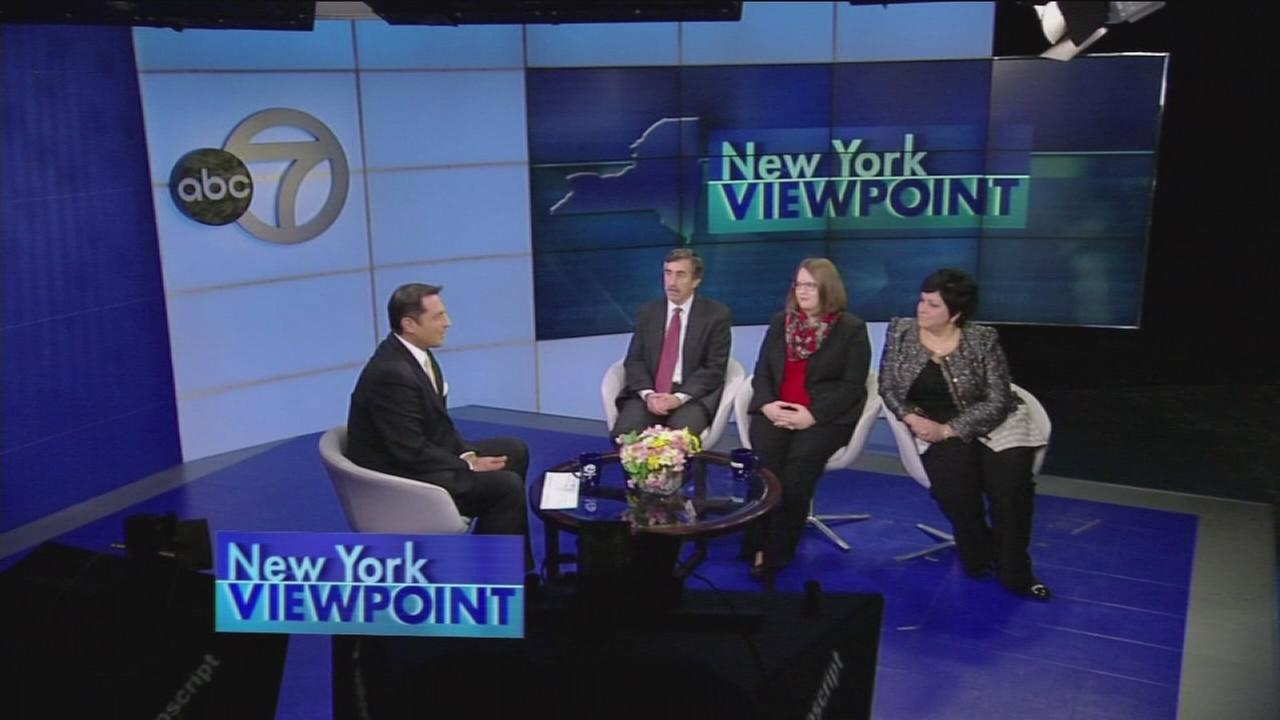 New York Viewpoint for Sunday, April 17, 2015 - segment 2