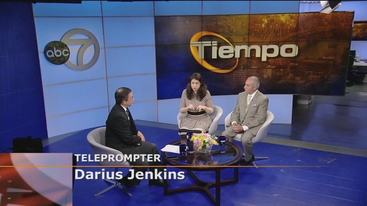 Tiempo on April 19, 2015: Part 4