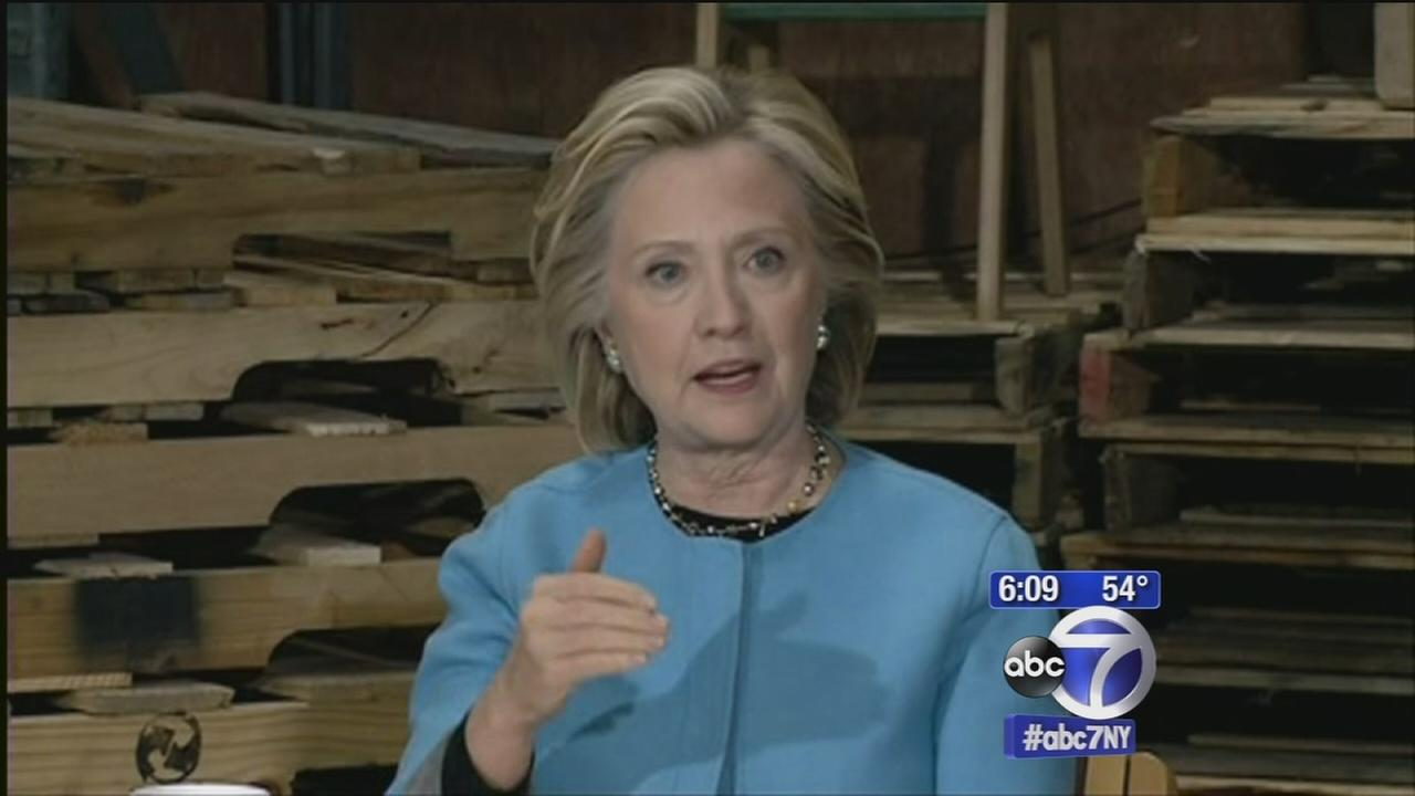 Hillary Clinton responds to GOP critics