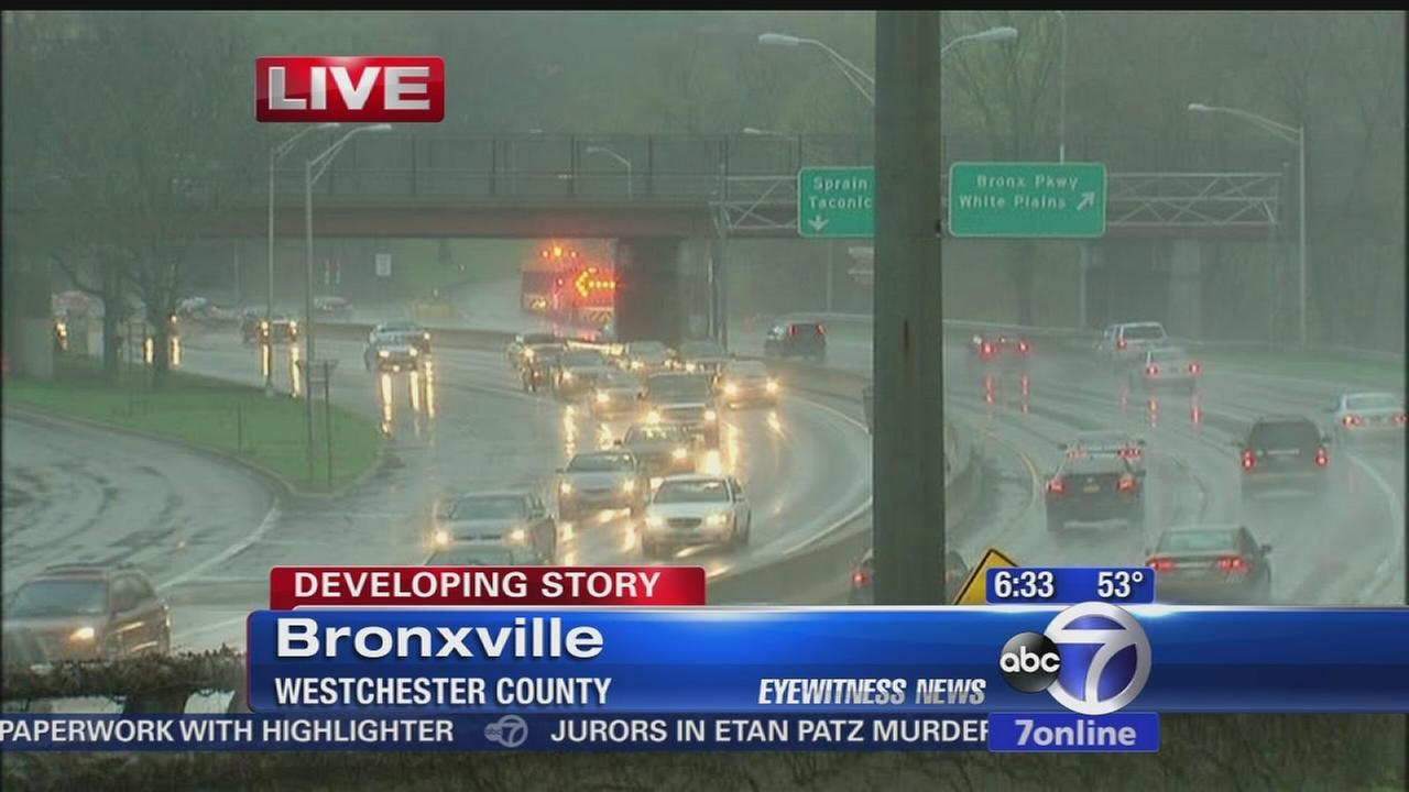 Bronx River Parkway reopens