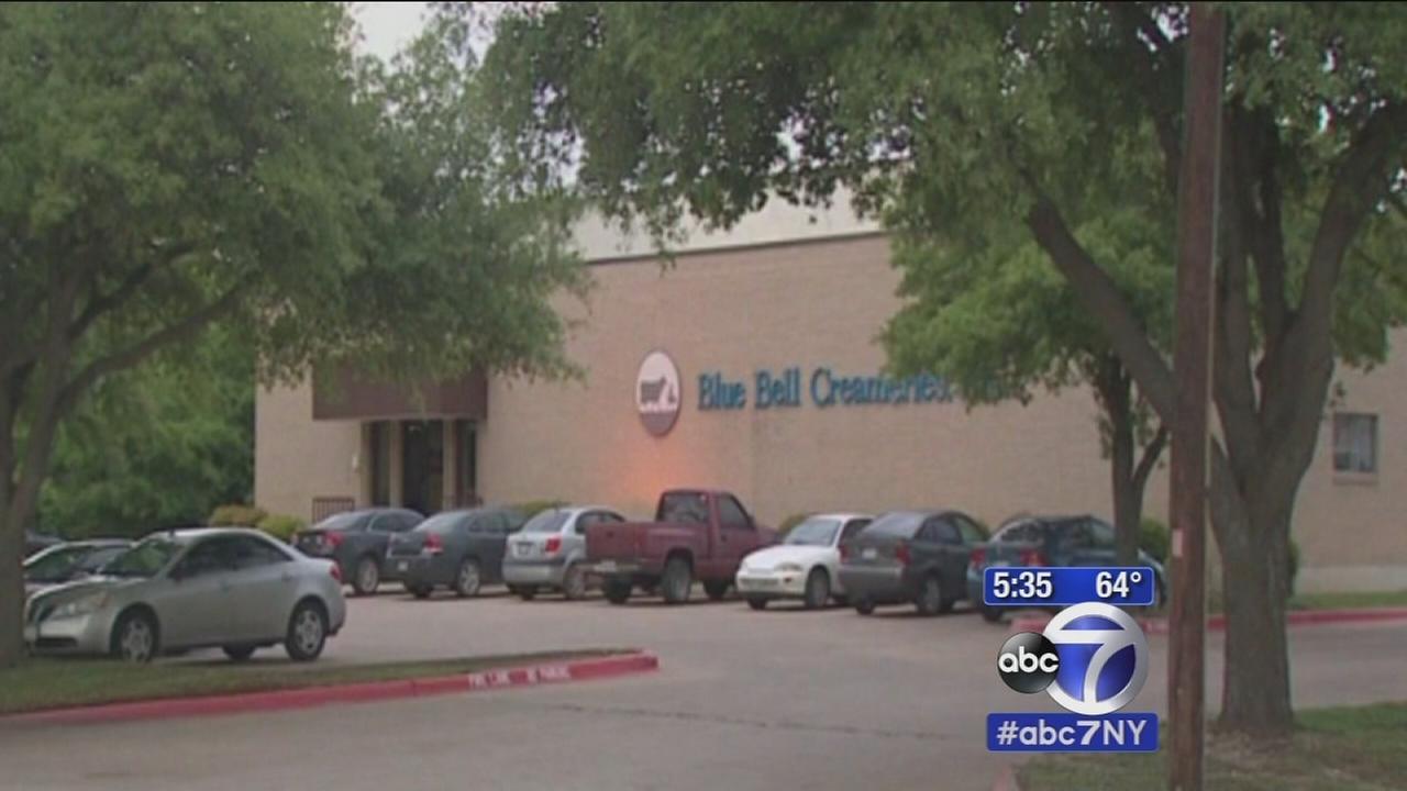 Blue Bell Creameries expands recall