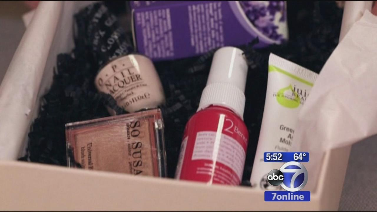 Consumer Reports tests beauty box subscriptions
