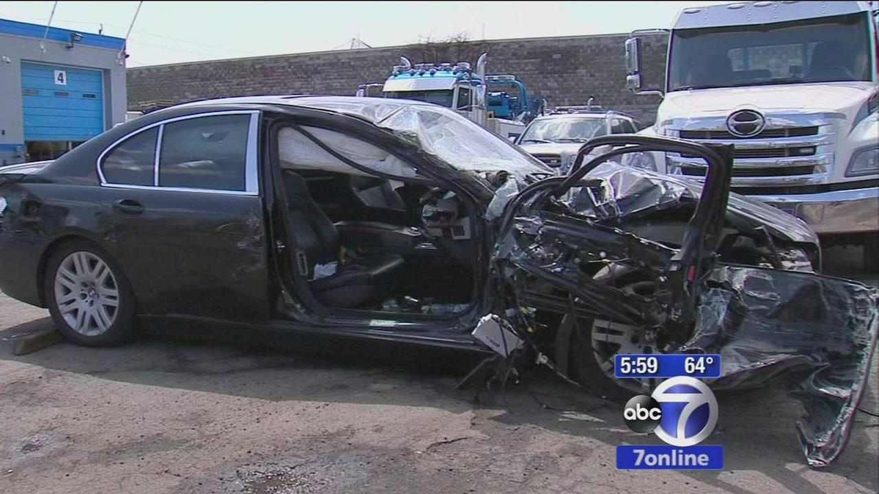 Investigation into NJ Transit train crash into car