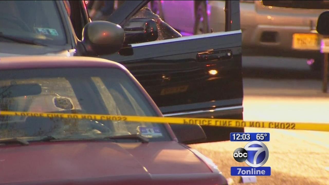 Suspected carjacking suspect in NJ identified