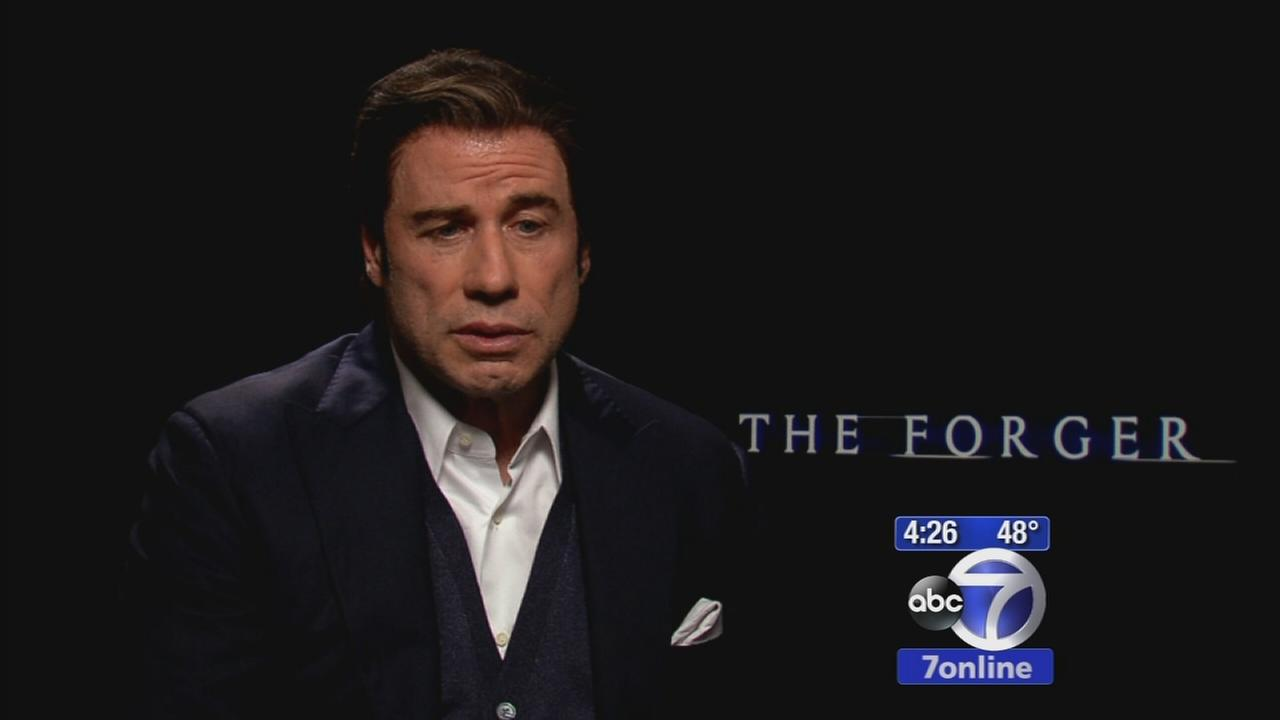 John Travolta opens up about family and Scientology