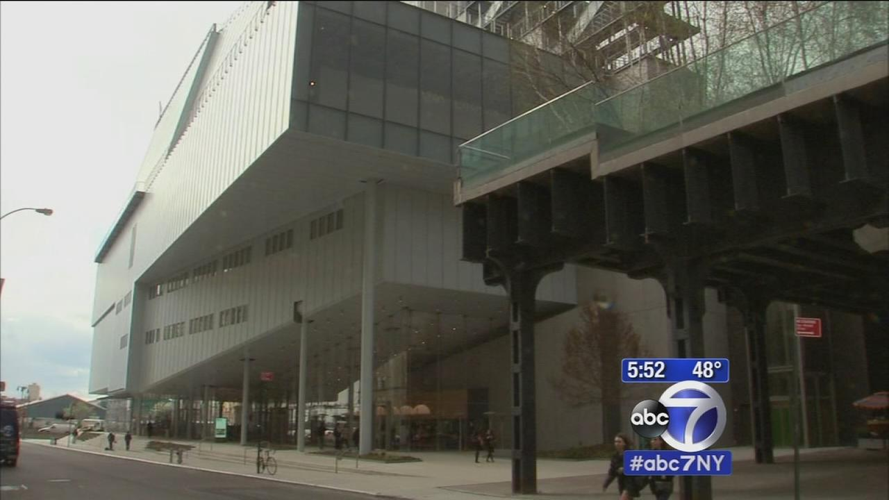 Whitney Museum moving to new home