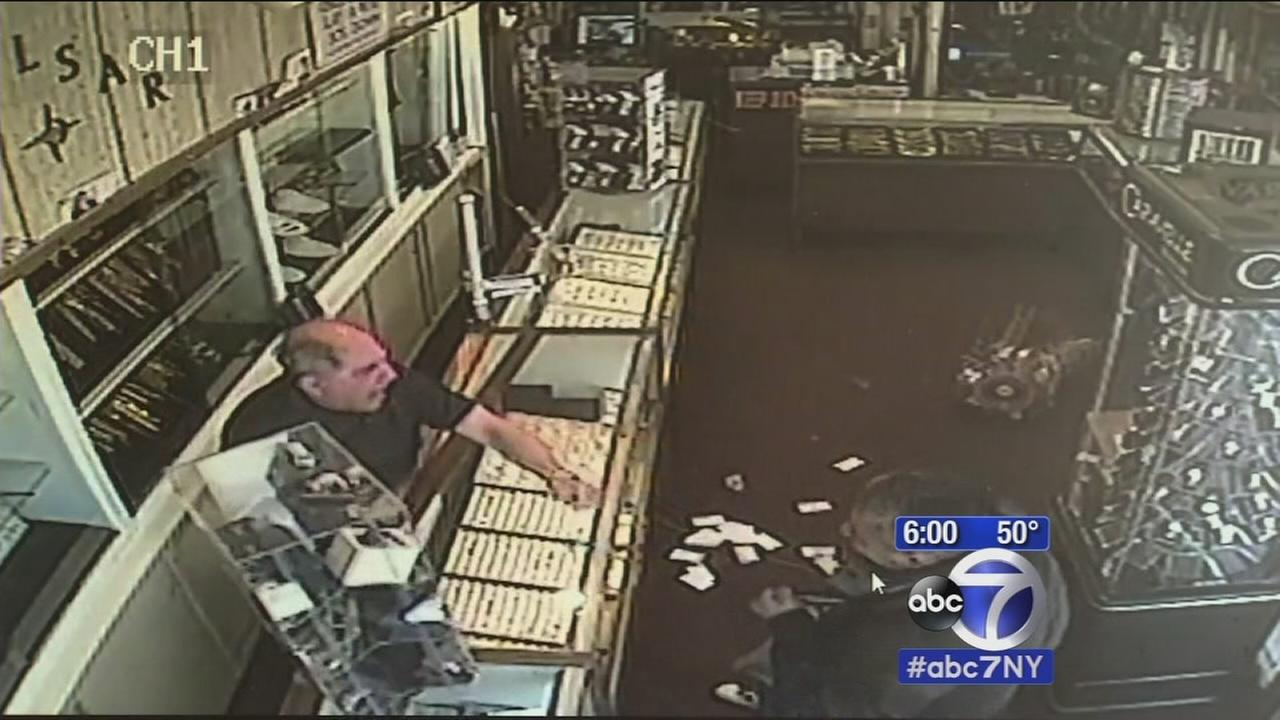 Suspect arrested in violent robbery in New Jersey
