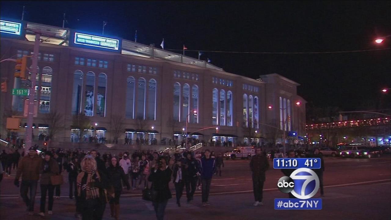 Fans speak out about Subway Series after game 1
