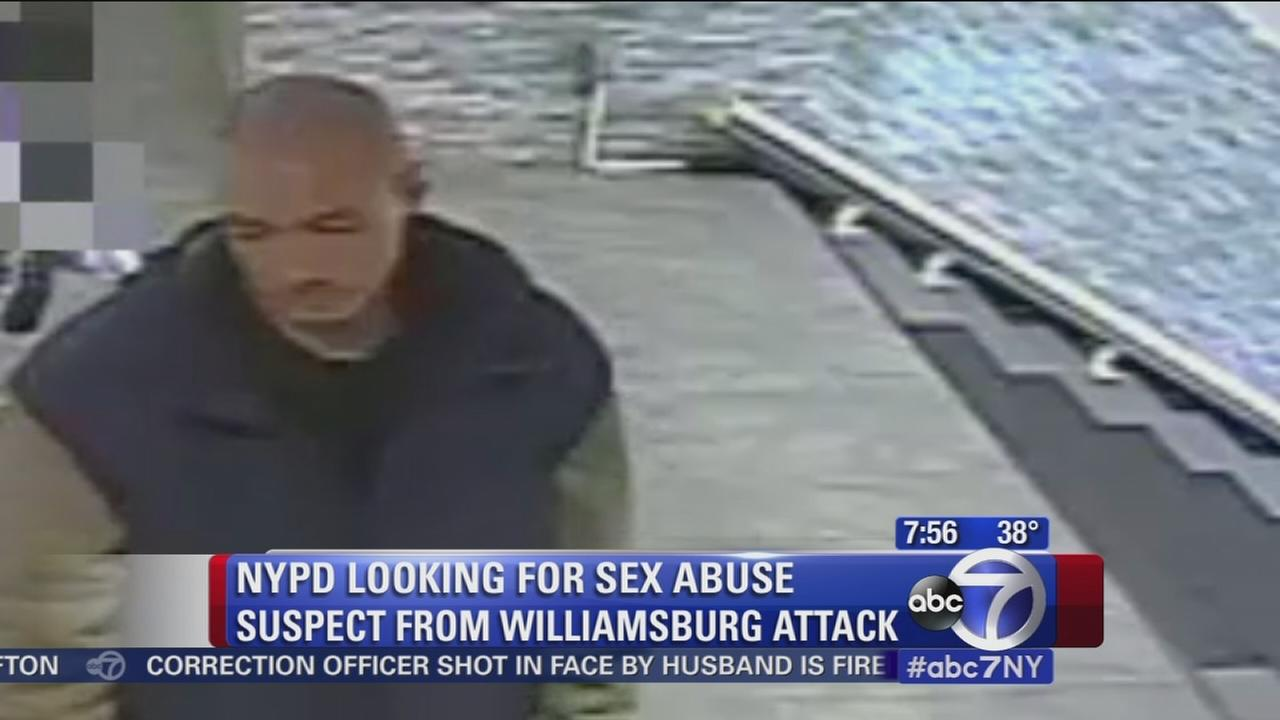 Woman sexually attacked in Williamsburg, Brooklyn
