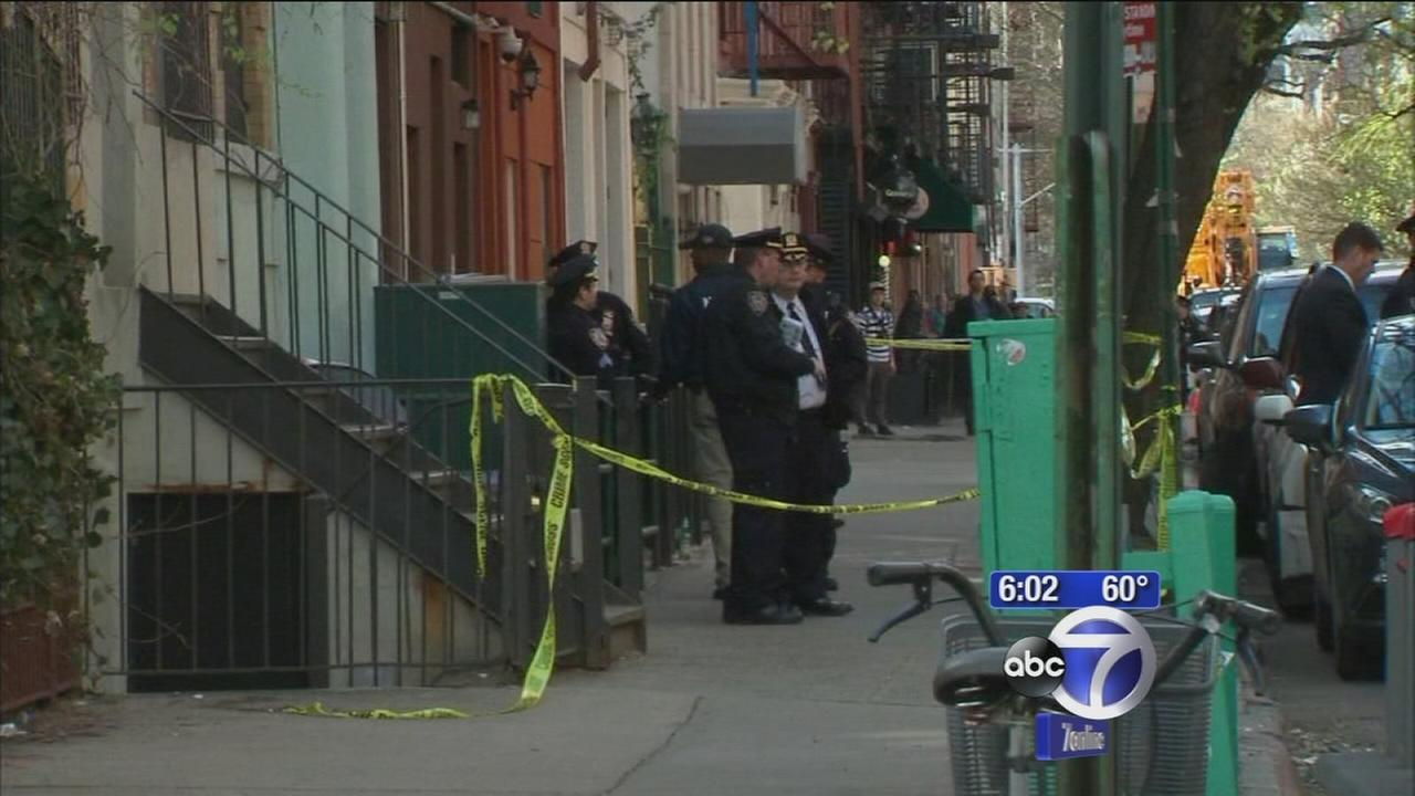 Robbery suspect fatally shot by police in East Village