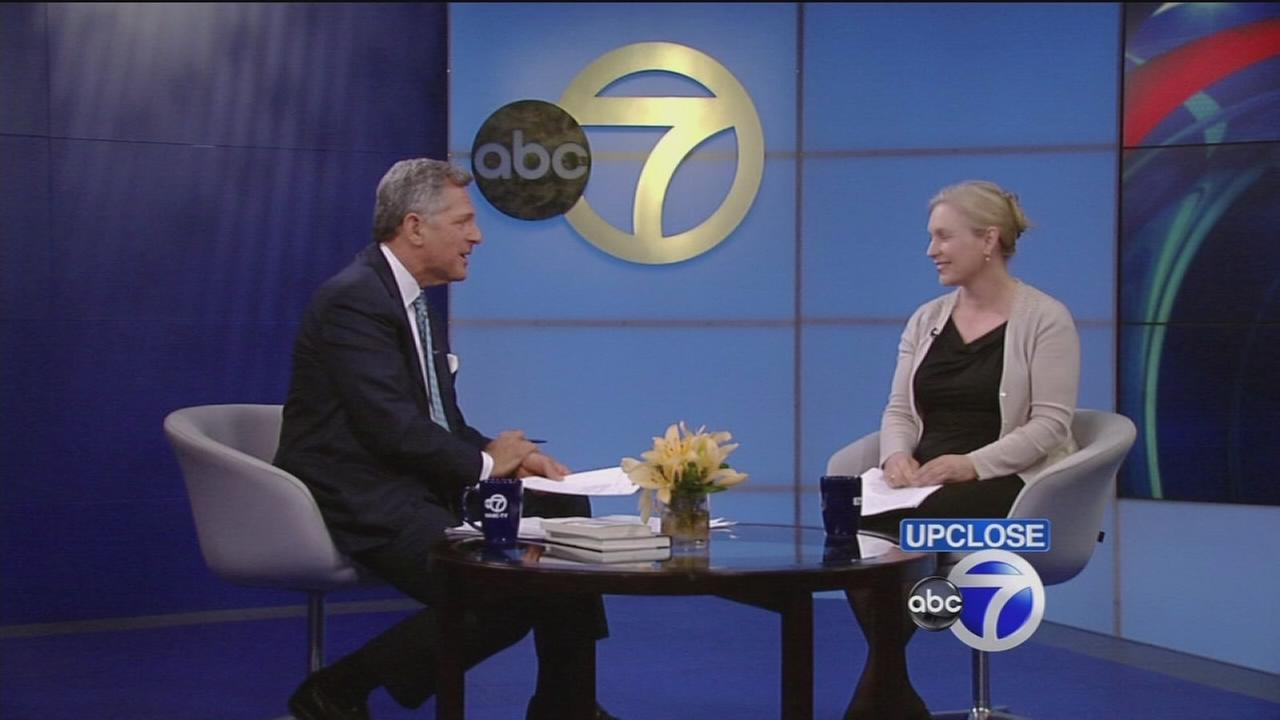Up Close: Sen. Kirsten Gillibrand