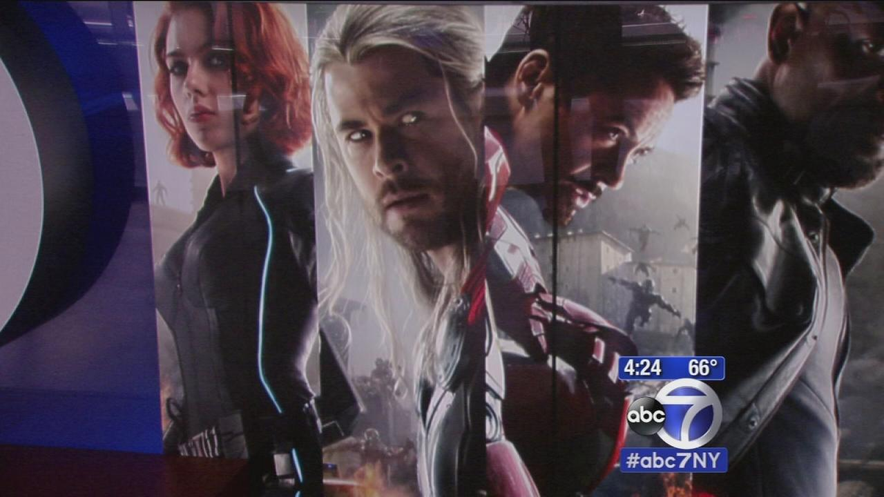 Avengers: Age of Ultron set to premiere