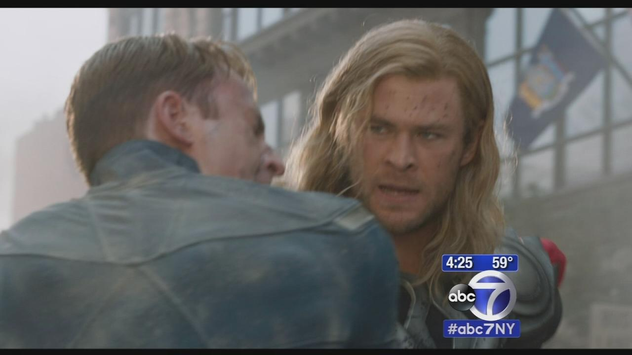 Sandy Kenyon reviews Avengers: Age of Ultron