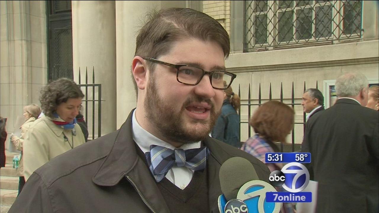 Catholic school teachers in New York walk off the job