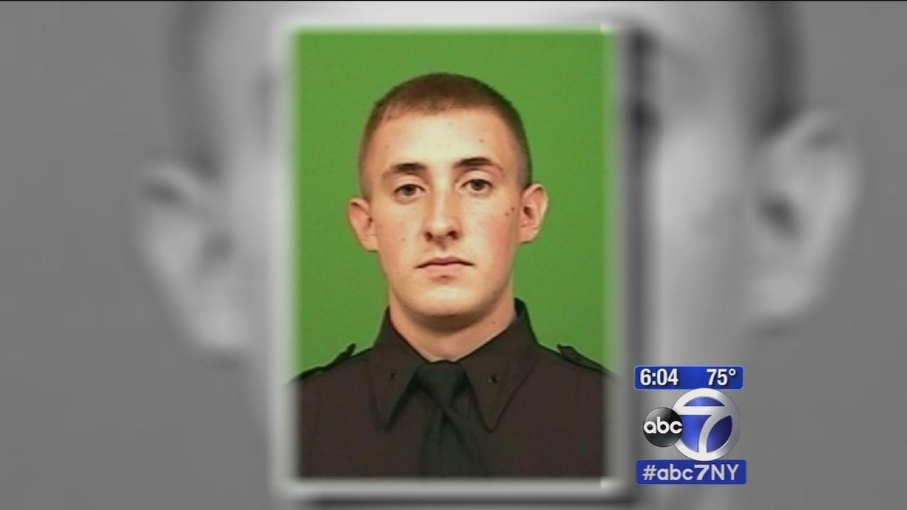 Neighbors pray for Officer Brian Moores recovery