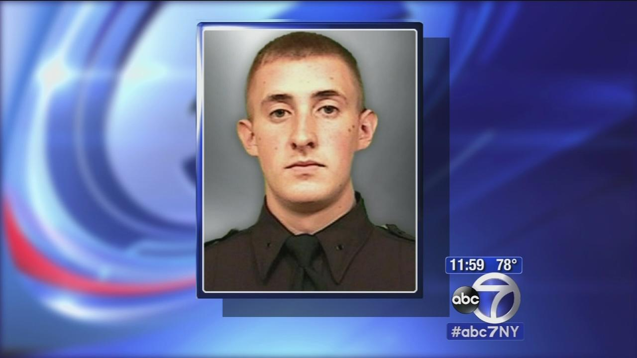 NYPD officer fighting for his life after shooting