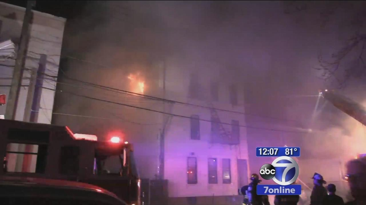 Investigation underway into Passaic church fire