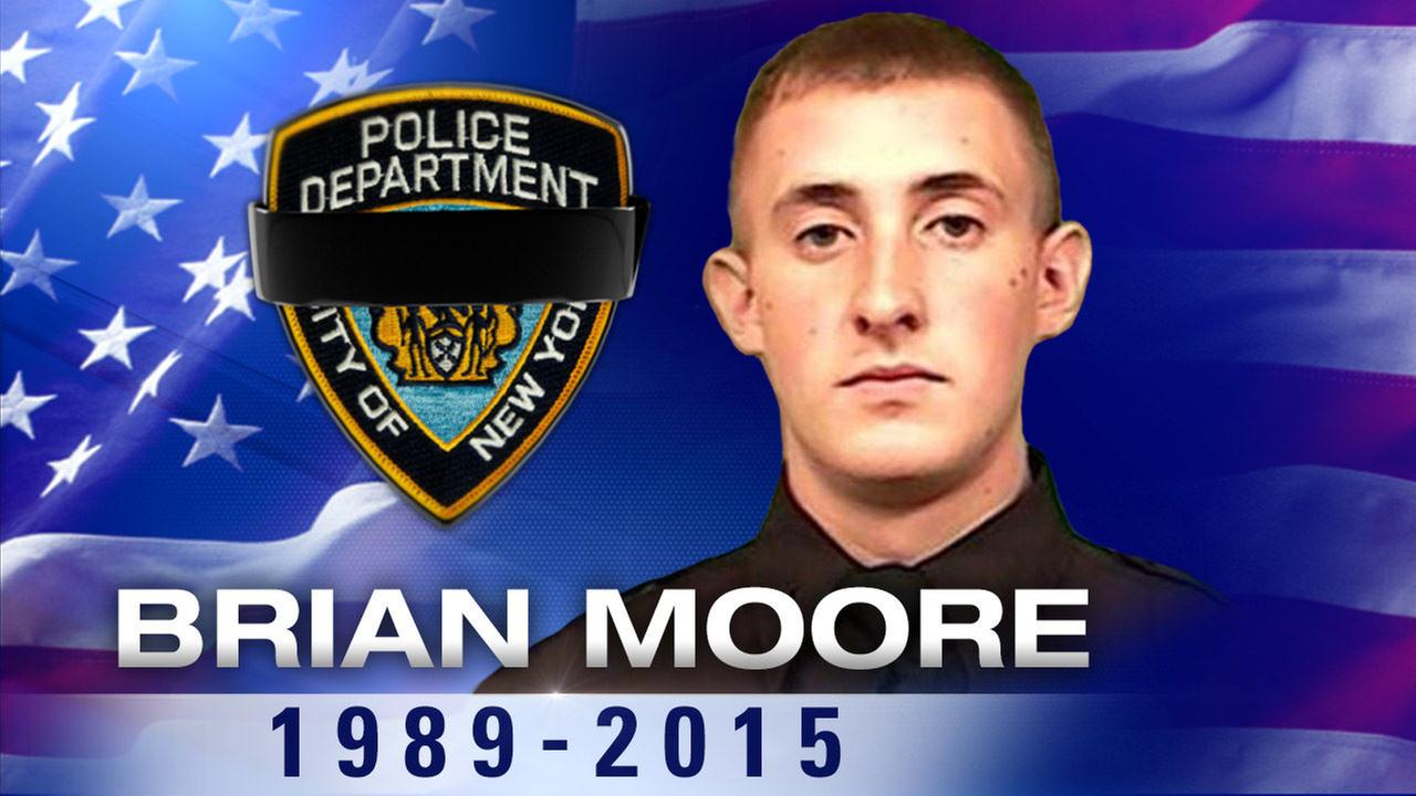 nypd officer brian moore