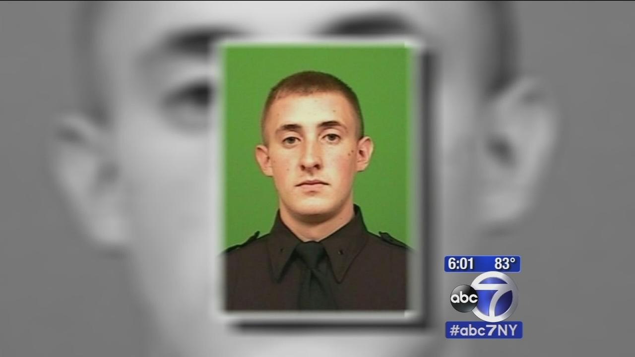NYPD officer Brian Moore dies after being shot Saturday in Queens