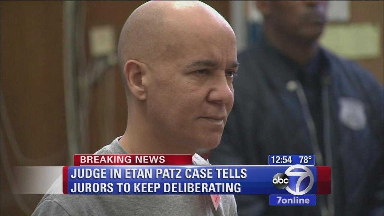 Etan Patz jury deadlocked again
