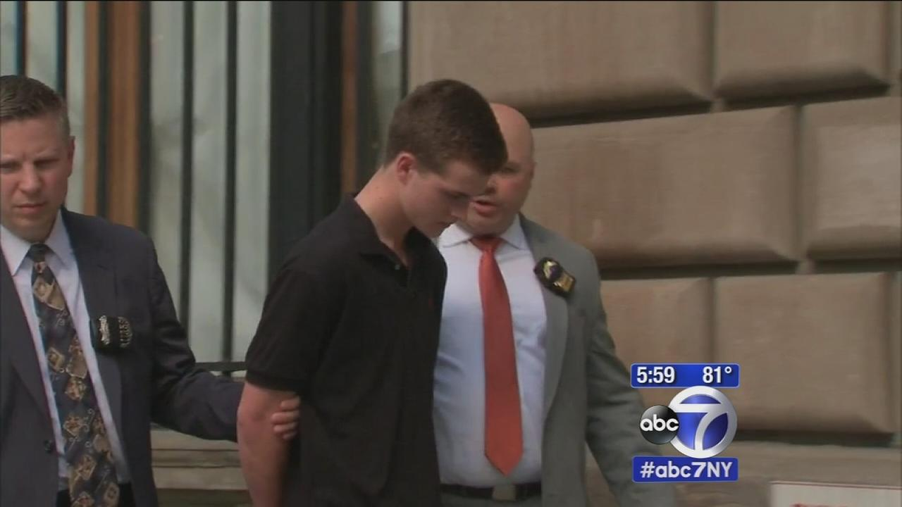 Bergen Catholic student arrested, accused of raping Manhattan College student.
