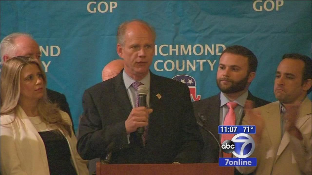 Dan Donovan wins special election to succeed Michael Grimm in 11th district