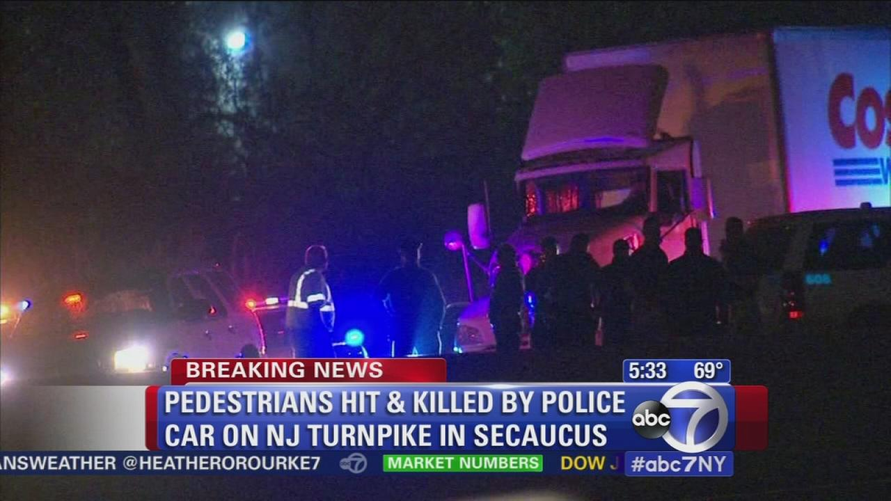 2 pedestrians killed on N.J. Turnpike