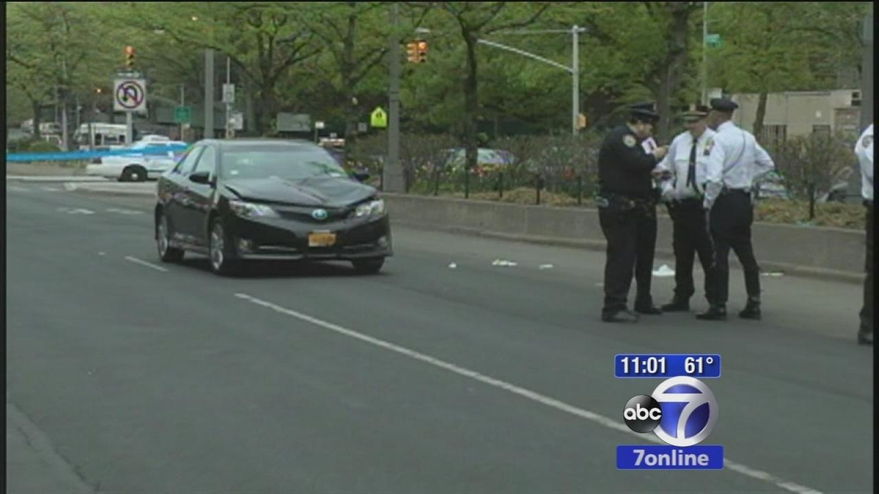 Boy struck and killed by livery cab in Harlem