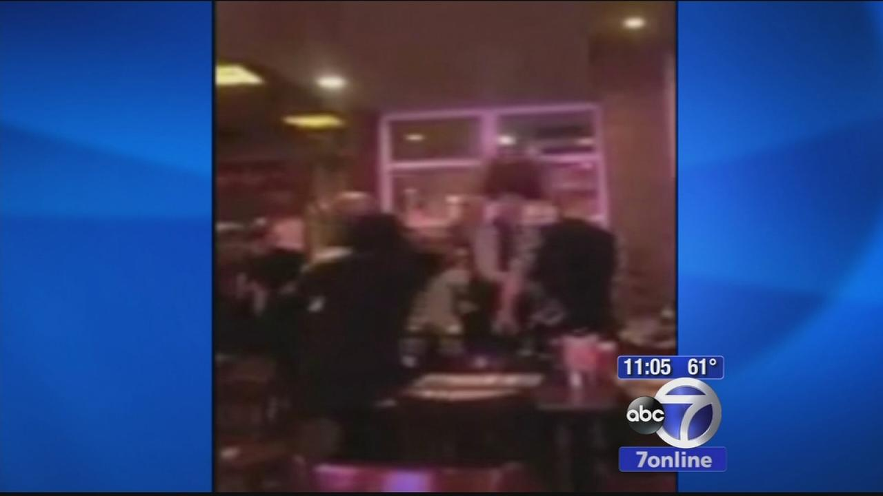 Brazen attack on two men inside Dallas BBQ in Chelsea
