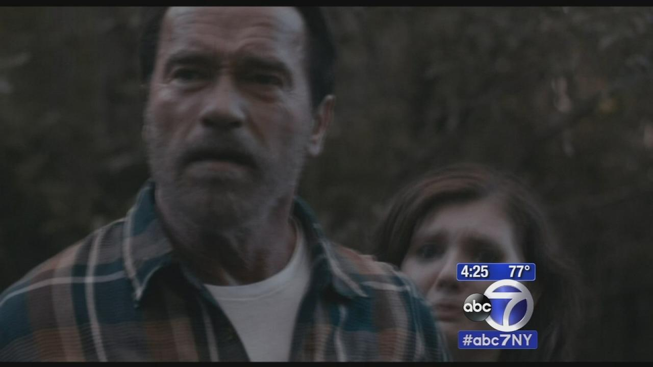 Arnold Schwarzenegger in new movie