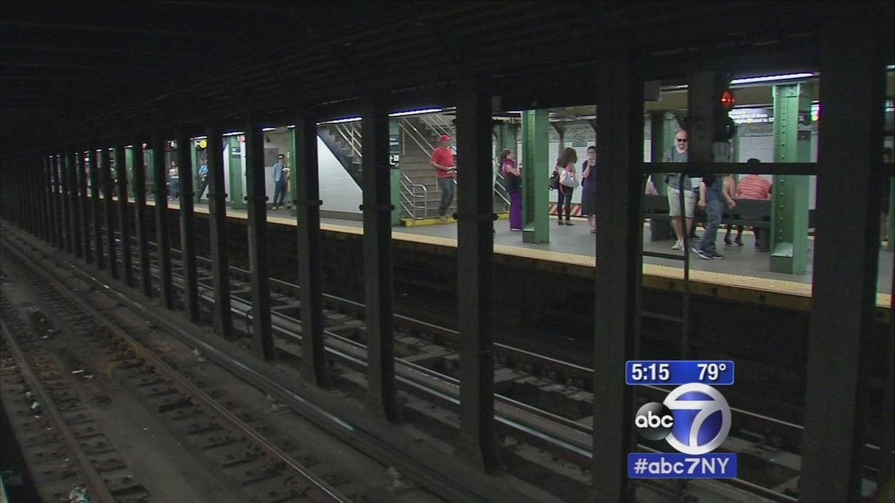 NYPD searching for groups of teens pulling pranks on subway