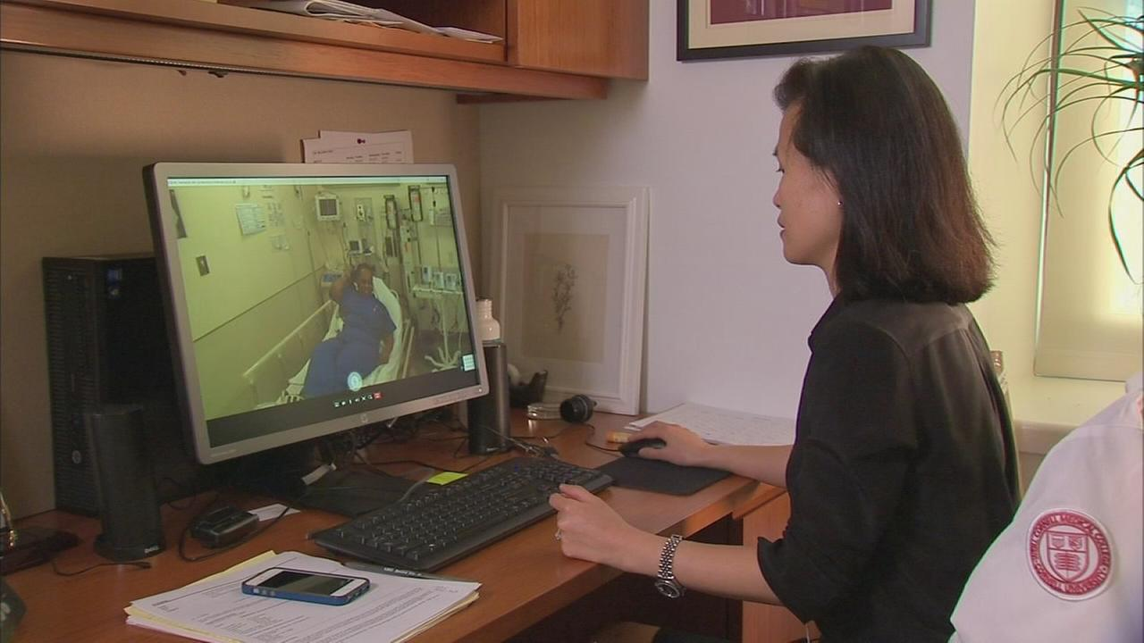 High-tech help for stroke patients