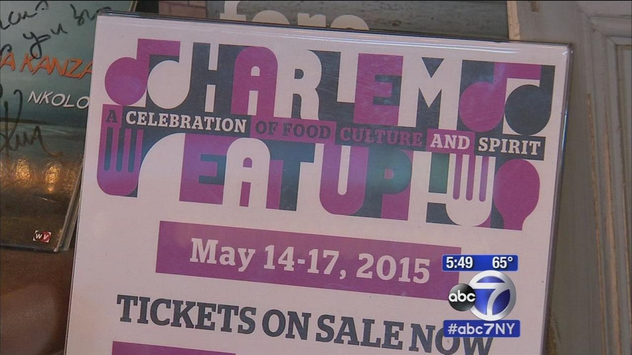 Harlem Eat Up festival to begin