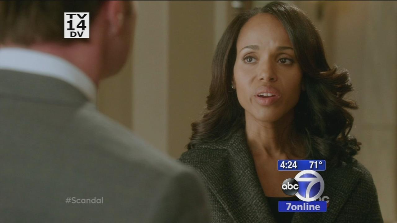 Preview of Scandal season finale